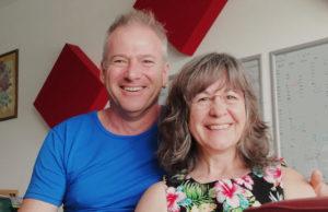 Das Team Ursula Hesselmann und Peter Hitzek